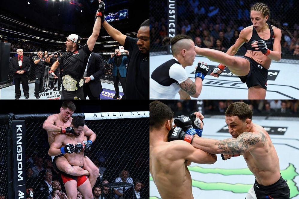 UFC211