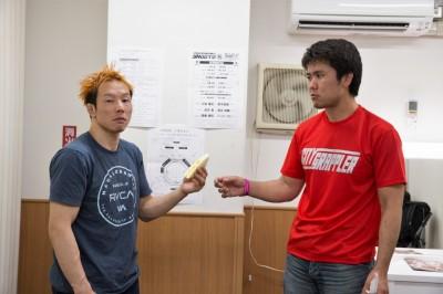 【Shooto】8連勝5連続KO勝ちを加藤惇に決めた、魚井フルスイング「小倉戦の勝利で驕りがありました」