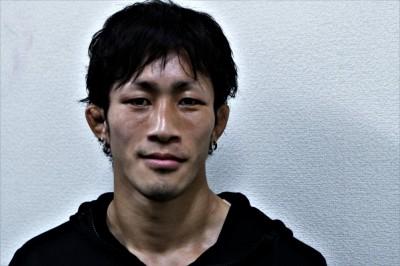 【Grachan29】新フェザー級王者・阪本洋平─01─「高谷さんと戦えるならファイトマネーはいらない」