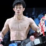 【Grachan29】新フェザー級王者・阪本洋平─02─「僕の夢は格闘技を辞めて普通に生きること」