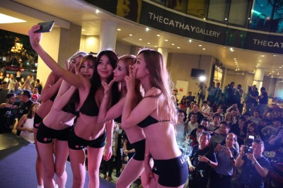 【Monday Ring Girl】ONE41「Ascent to Power」