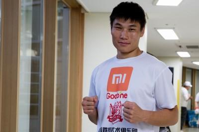 【RFC39】ガラパゴスMMAからの使者、ライト級T本戦出場決定バオ・インカン「MMAは自分自身への挑戦」