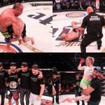 【Bellator180】試合結果 ソネンdef.シウバ +ミトリオンdef.ヒョードル&etc=MMAが詰まったイベント