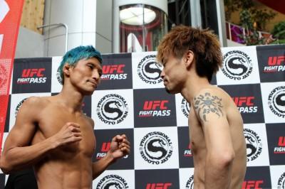 Butterfly vs Nishida