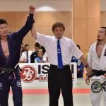 【JBJJF】東日本選手権 無差別&フェザー級で大塚が塚田を破り2階級制覇