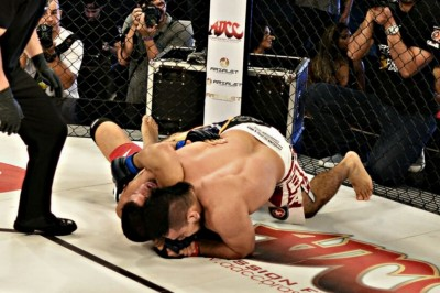 MMAでも柔術で勝利しているマルキーニョス