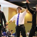 【JBJJF】南日本柔術選手権はオープンで石牟禮仁が西本健治破り、Mヘビー級は西本が石牟禮下し──優勝