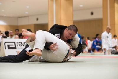 【JBJJF】東日本マスター 長南亮がマスター3茶帯ウルトラヘビー級で柔術・初優勝