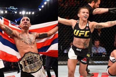 【UFC 212】試合結果 アルドをKO、ホロウェイがフェザー級統一チャンピオンに