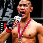 【Shooto】ABと環太平洋ライト級王座を賭けて戦う川名雄生 「冷静に潰して潰して」
