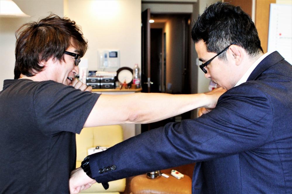 Keisuke Itagaki vs Tatsuya Iwasaki