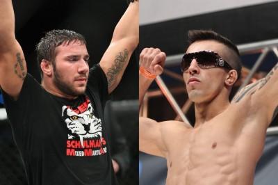 【UFC FOX25】要注目のバンタム級マッチ。リベラの反応遅れる左ジャブ×アルメイダの座標軸