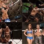 【Shooto】試合結果 一本&KOショーの締めは川名雄生のアッパー&タイトル奪取