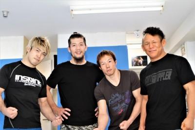 【Deep Cage】石司晃一とフェザー級王座決定戦、上迫博仁─02─「空回りさせてやりたい」