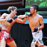 【Deep Cage】フェザー級新チャンピオン上迫博仁 「満足はしていない。目標はUFCしかない」