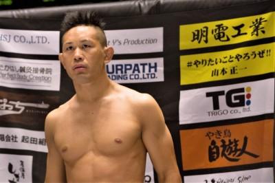 【Shooto】新環太平洋ライト級チャンピオン川名雄生─02─「現実的に言うなら、愚直に頑張ります(笑)」