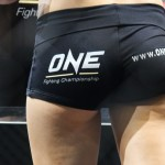【Monday Ring Girl】ONE Championship 01「Champion vs Champion」
