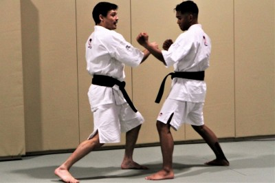 Chinzo Machida karate