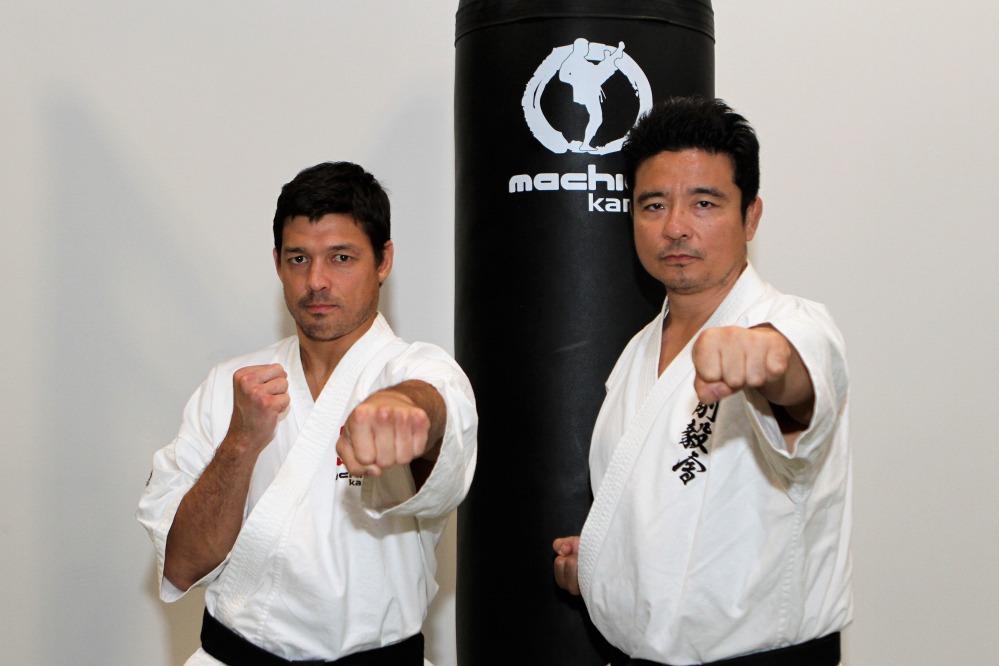 Chinzo & Tatsuya