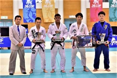 【JBJJF】全日本レビュー ─03─ミッドヘビーがガスパー、無差別は細川。団体優勝はカルペディエム