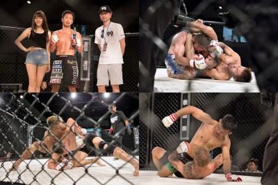 【Grachan30】Flash 中村謙作、昇侍、長岡、手塚が勝利。飯田は原井に判定負け