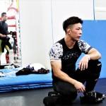 【Pancrase289】粕谷優介と対戦、松嶋こよみ―01―「ボコボコにされる練習ができるのは、ここ」