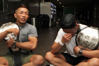 Seiji Akao & Takeshi Kasugai
