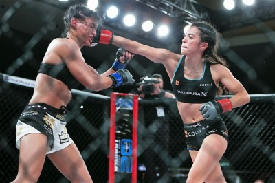 Shino Vanhoose vs Alyse Anderson