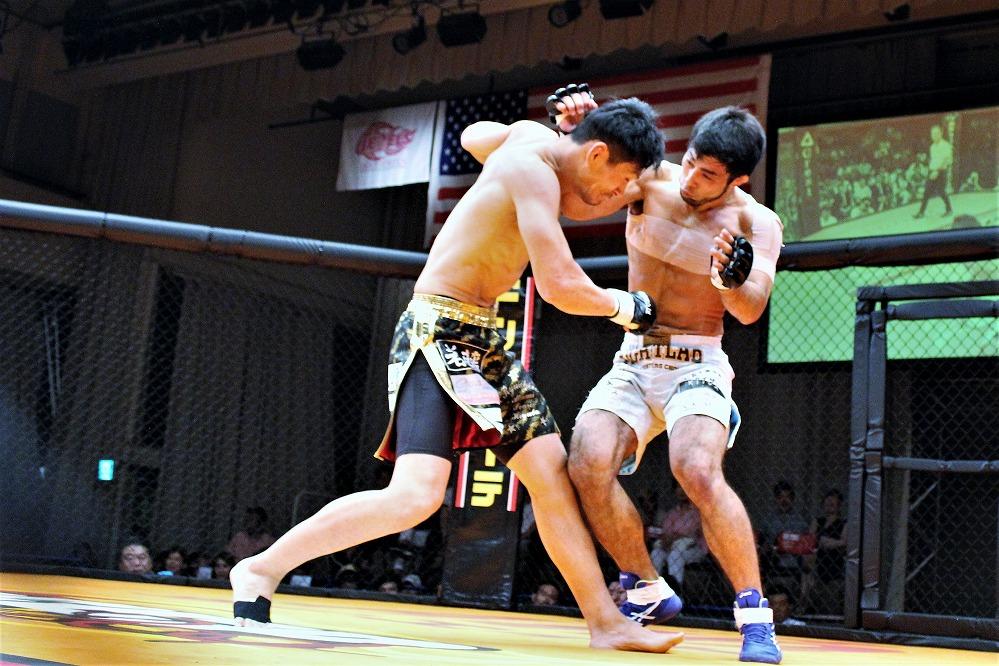 Sumimura vs Hasegawa
