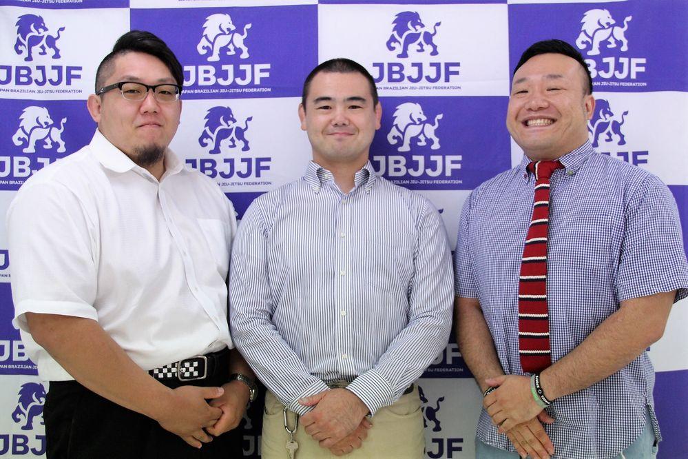 Yasui, Kuwabara, Shinmyo