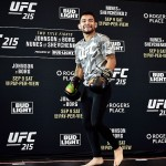 【UFC215】呪われたフライ級。ボーグがウィルス性疾患により欠場、DJの最多記録掛かった世界戦は中止