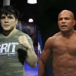 【UFC215】五輪金メダリスト=セフード×ムンジ茶帯世界王者ヘイスの対戦は、組み方&組み伏せ方が鍵