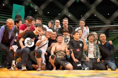 【DEEP79】試合結果 越智晴雄、ストロー級王座に。和田も強さ見せ、芦田はDJに勝ちきる