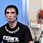 【TTF Challenge07】川那子祐輔と対戦、門脇英基─01─「このままで終わったら、本当に死ねない」