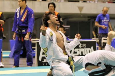 【AJJC2017】ライト級準優勝、岩崎正寛─02─「本当に負けたヤツのインタビューですね(苦笑)」