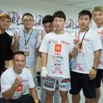 【RFC41】薩摩竜人に一本勝ち──ユ・ジェナムのインタビューから垣間見る、韓国MMA界の現状