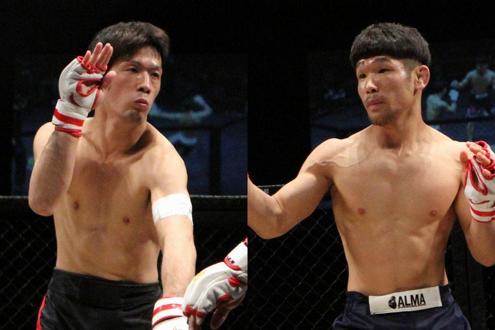 Kirihito vs Matsuba