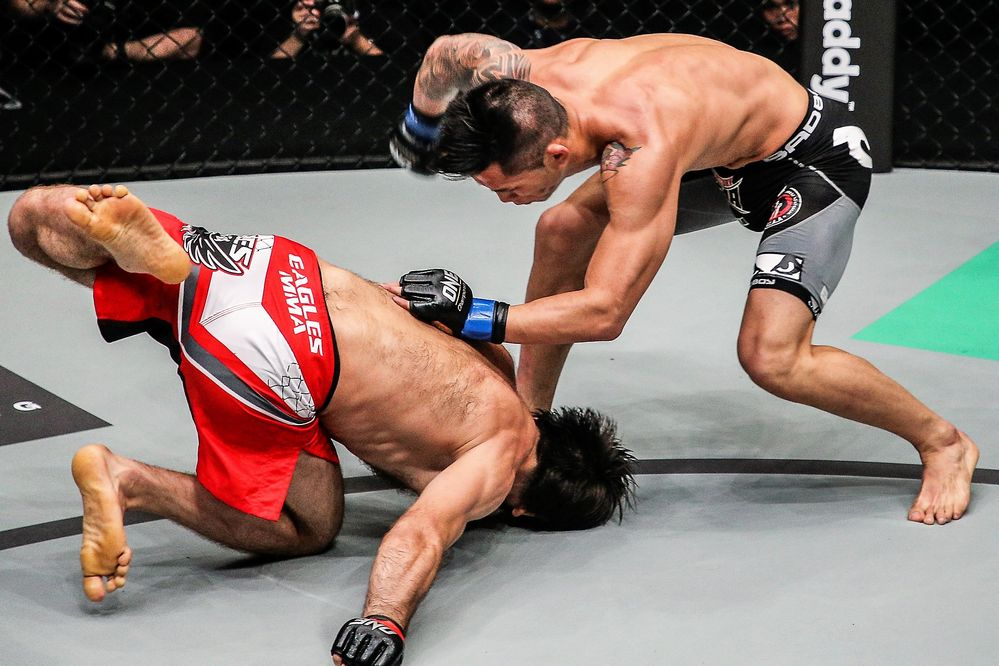 Nguyen vs Gafurov