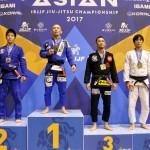 【AJJC2017】ライトフェザー級2連覇、嶋田裕太─01─「ようやく柔術家らしい指になってきた」