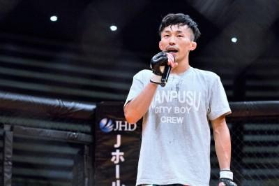 【DEEP79】ランボー宏輔に勝利の和田竜光─02─RIZIN? UFC??「目立つことができるチャンスを下さい!!」
