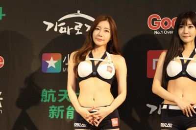 【Monday Ring Girl】ROAD FC 31
