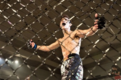 【Shooto】環太平洋フェザー級王者、高橋遼伍に挑む青井人「最悪でも圧倒的な判定勝ち」