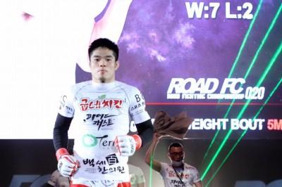 【WARDOG17】松井大二郎とミドル級王座を賭けて戦うキム・デファン 「生きていく理由の一つがMMA」