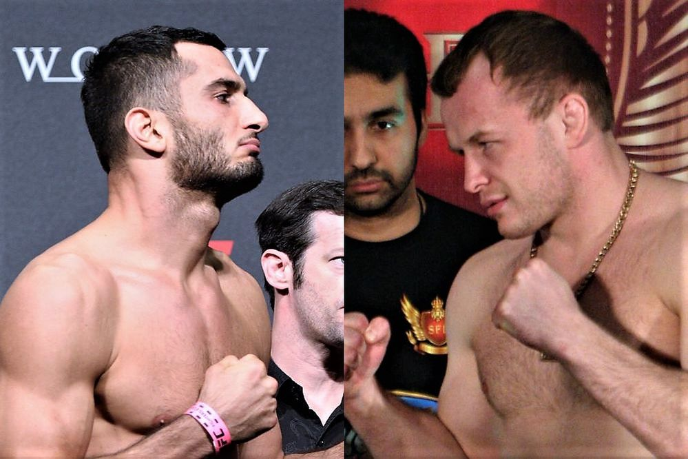 Mousasi vs Shemenko