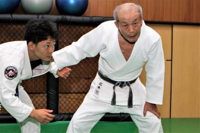 【Bu et Sports de combat】 伝承。高専柔道+講道館柔道=仁木柔道─01─引き込み返し