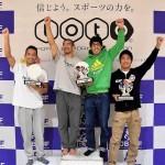 【JBJJF】関東柔術選手権。オープン&ミドルで中村、フェザー級で西林が優勝。団体もパトスタジオに栄冠
