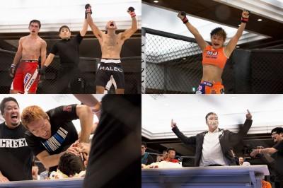 【TTF Challenge07】試合結果 川那子祐輔、死闘を勝ち抜き。門脇英基、修行を生き抜く。ライカ逆転勝ち
