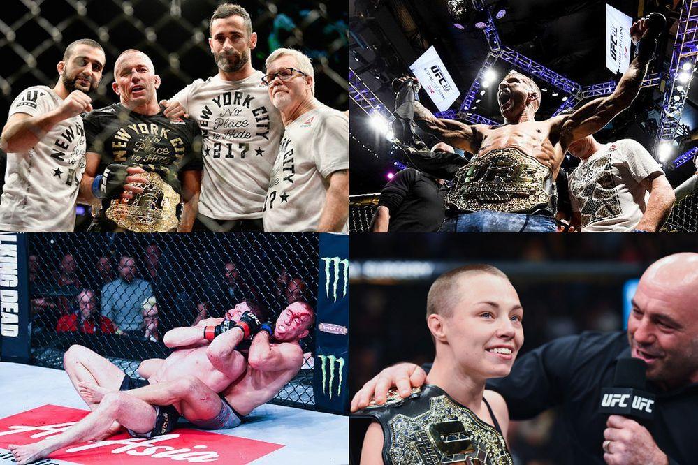 UFC217