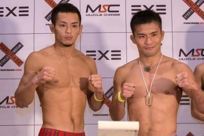 Wakamatsu vs Shohei