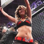 【Monday Ring Girl】Strikeforce「Shamrock vs Diaz」